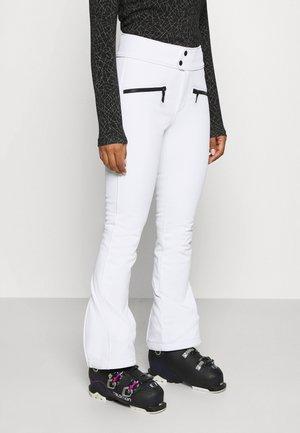 ILA - Spodnie narciarskie - white