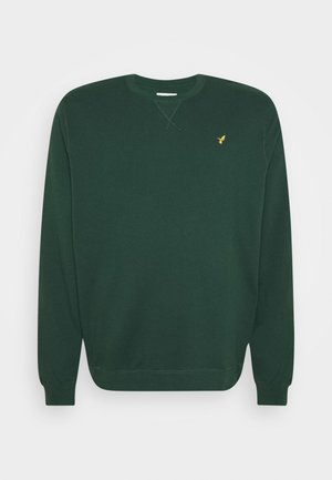 Sweatshirt - dark green