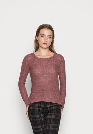 ONLGEENA - Jumper - rose brown