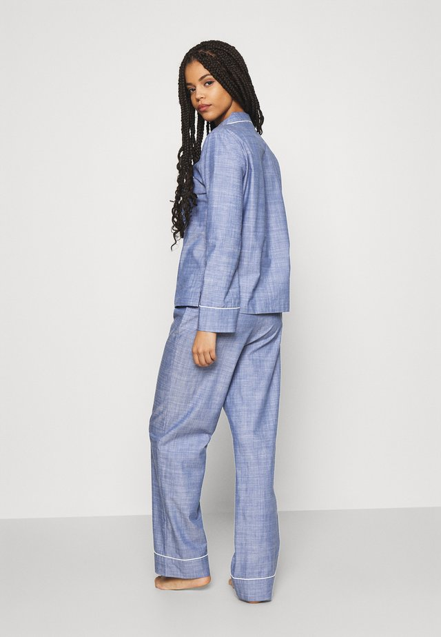 SLEEP SET - Piżama - family chambray