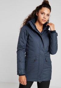 Columbia - PINE BRIDGE™ JACKET - Winter coat - nocturnal - 0