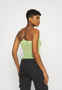 The Ragged Priest - FIELDER - Top - lime - 2
