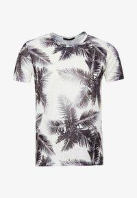 Piazza Italia - MALTU - T-shirt z nadrukiem - white - 4