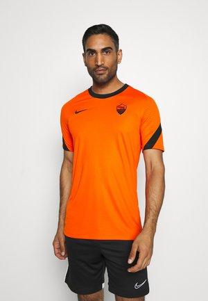 AS ROM  - Klubtrøjer - safety orange/black