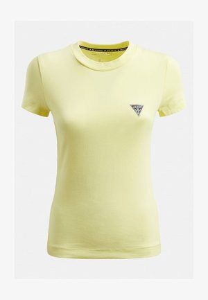 MINI TRIANGLE - T-shirt basic - gelb