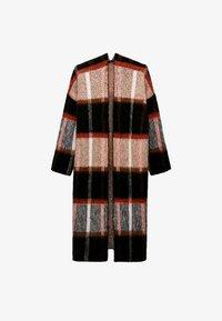 Uterqüe - Classic coat - black - 5