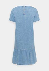 Marc O'Polo DENIM - Denimové šaty - vintage light blue - 1