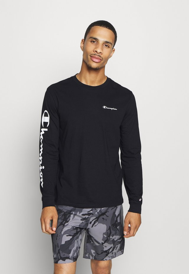 LEGACY LONG SLEEVE - Langærmede T-shirts - black