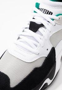 Puma - STORM ADRENALINE - Trainers - white - 2