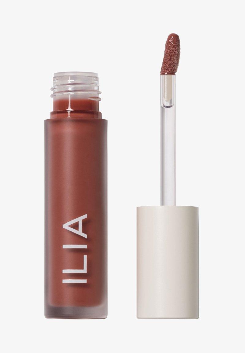 ILIA Beauty - BALMY GLOSS TINTED LIP OIL - Lip gloss - -