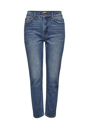 ONLEMILY  - Straight leg jeans - medium blue denim