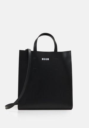 BORSA BAGS UNISEX - Bolso shopping - black