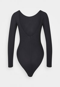 Filippa K - PERFORMANCE BODY - trikot na gymnastiku - black - 1