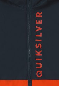 Quiksilver - SIDE HIT UNISEX - Snowboardjacke - pureed pumpkin - 2