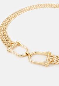 Pieces - PCZEREN CHAIN WAIST - Taillengürtel - gold-coloured - 2