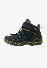 Primigi - Lace-up ankle boots - navy/nero/grigio - 1