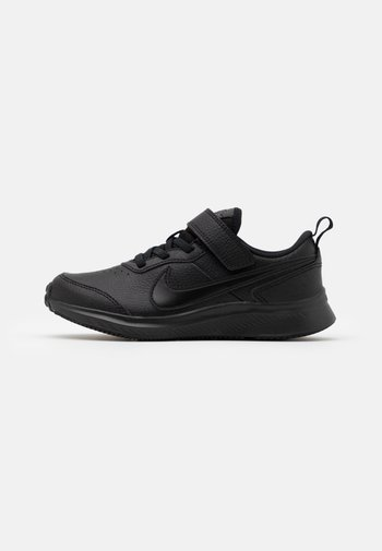 VARSITY UNISEX - Neutral running shoes - black