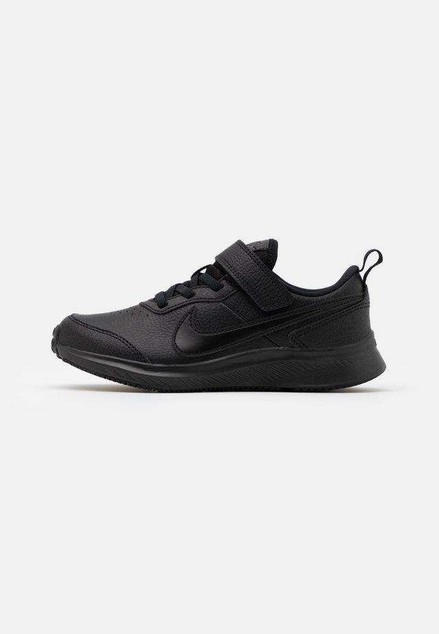 VARSITY UNISEX - Chaussures de running neutres - black