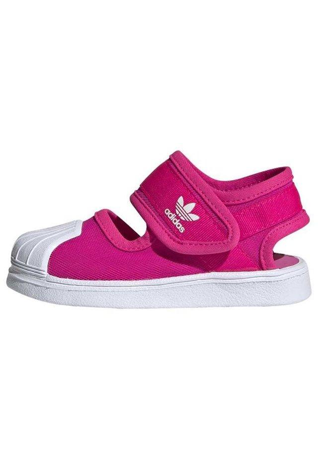 SUPERSTAR 360 SANDALS - Sandales - pink