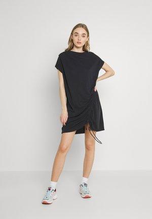 ANOUK DRESS - Žerzejové šaty - offblack