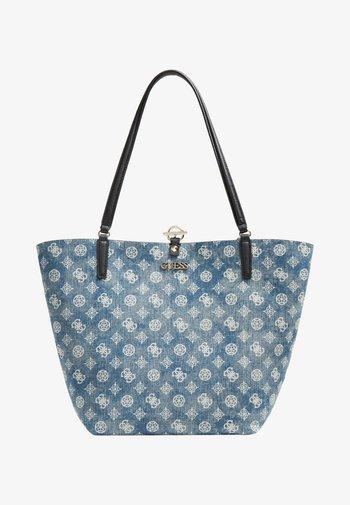 ALBY - Handbag - blau