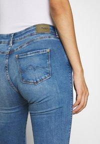 Pepe Jeans - PIXIE STITCH - Jeans Skinny Fit - blue denim - 5