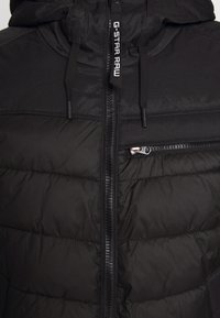 G-Star - ATTACC QUILTED JACKET - Light jacket - black - 5