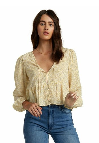 AFTER DARK  - Blouse - mimosa