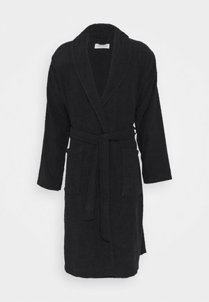 Dressing gown - black