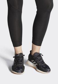 adidas Performance - FOCUSBREATHEIN SHOES - Neutral running shoes - black - 0