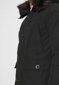 Superdry - ROOKIE - Down coat - black - 5