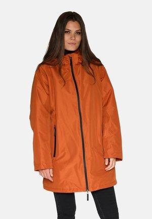 RAIN - Regnjacka - burnt orange