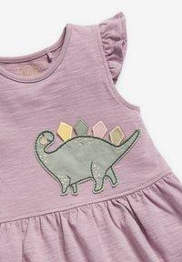 Next - DINOSAUR  - T-shirts print - purple - 2
