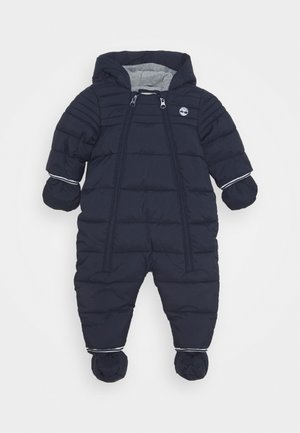 ALL IN ONE BABY  - Snowsuit - navy