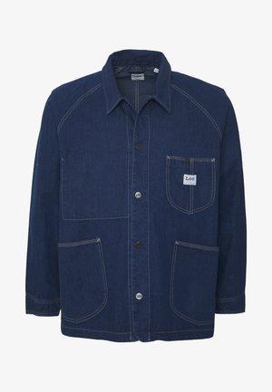 LOCO REWORK - Jeansjakke - dry