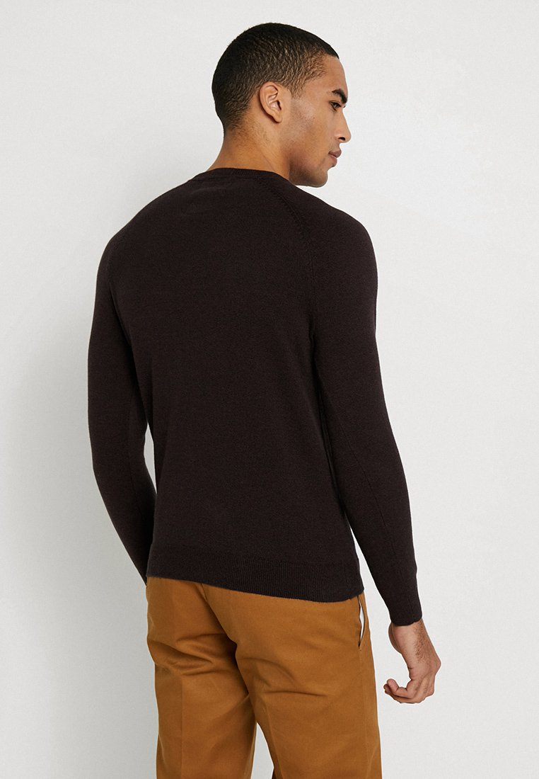 Superdry Trui cannery red grit Zalando.nl