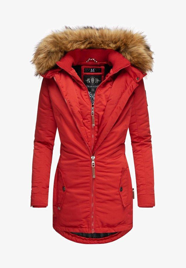 SANAKOO - Winter coat - red