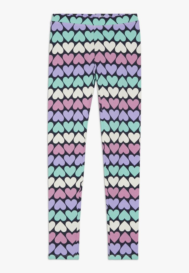 HEART - Legging - pink/lilac