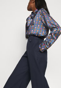 Mulberry - GRETTA TROUSERS  - Pantaloni - dark blue - 5