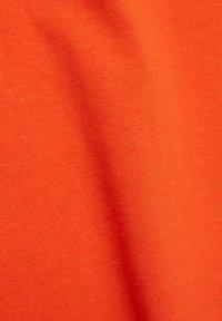 Esprit - DRESS - Jersey dress - orange red - 6