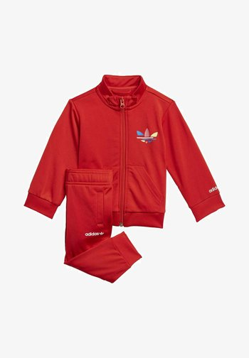 ADICOLOR - Tracksuit - red