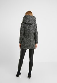 ONLY Petite - ONLSEDONA COAT - Manteau court - dark grey melange - 2