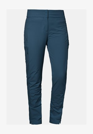 Outdoor trousers - blau