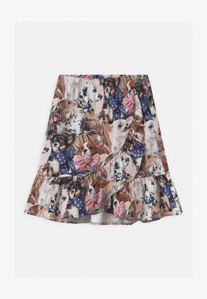 BRADIE - Wrap skirt - multi-coloured