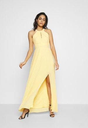 PRAUGE MAXI - Cocktail dress / Party dress - yellow