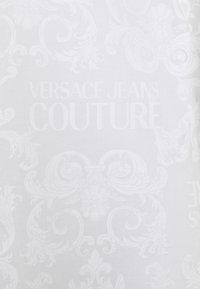 Versace Jeans Couture - SHIRTING PRINT LOGO - Shirt - white - 2