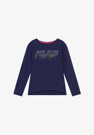 MARIE - Long sleeved top - scout blue