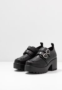 Koi Footwear - VEGAN - Platåsko - black - 4