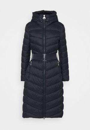 LINEOUT QUILT - Płaszcz zimowy - navy