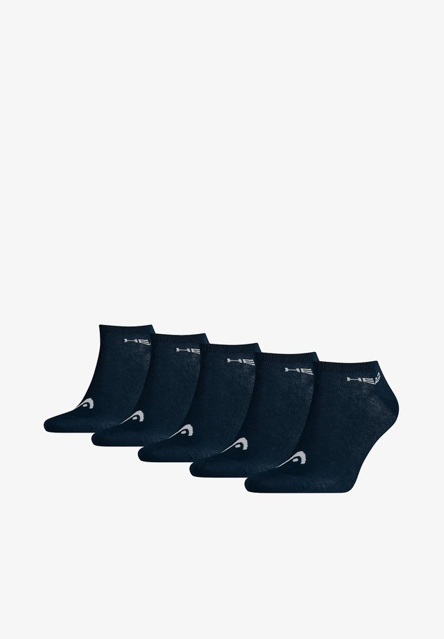 5ER PACK - Socks - blau